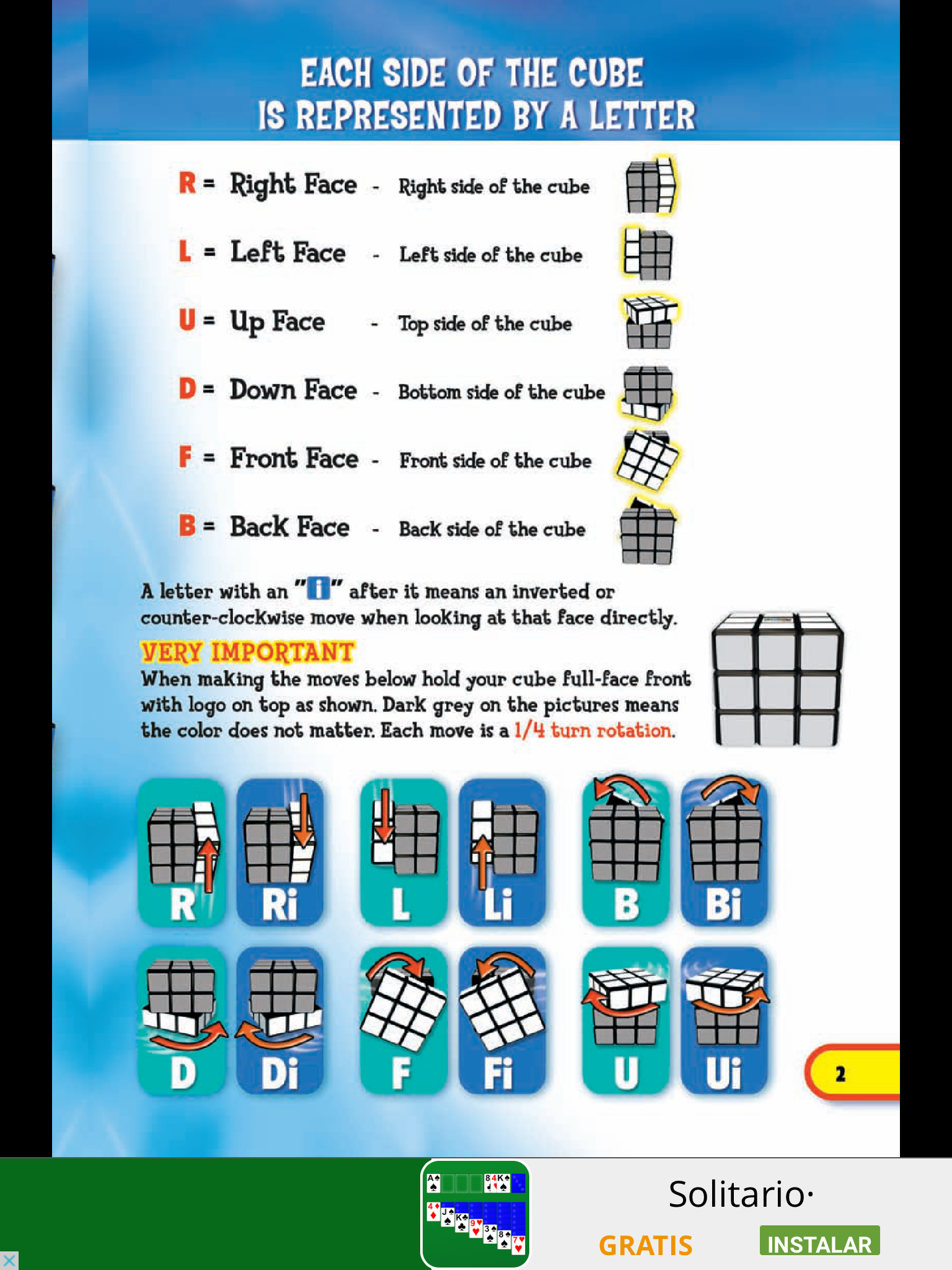 hight resolution of crafty diagram rubik s cube