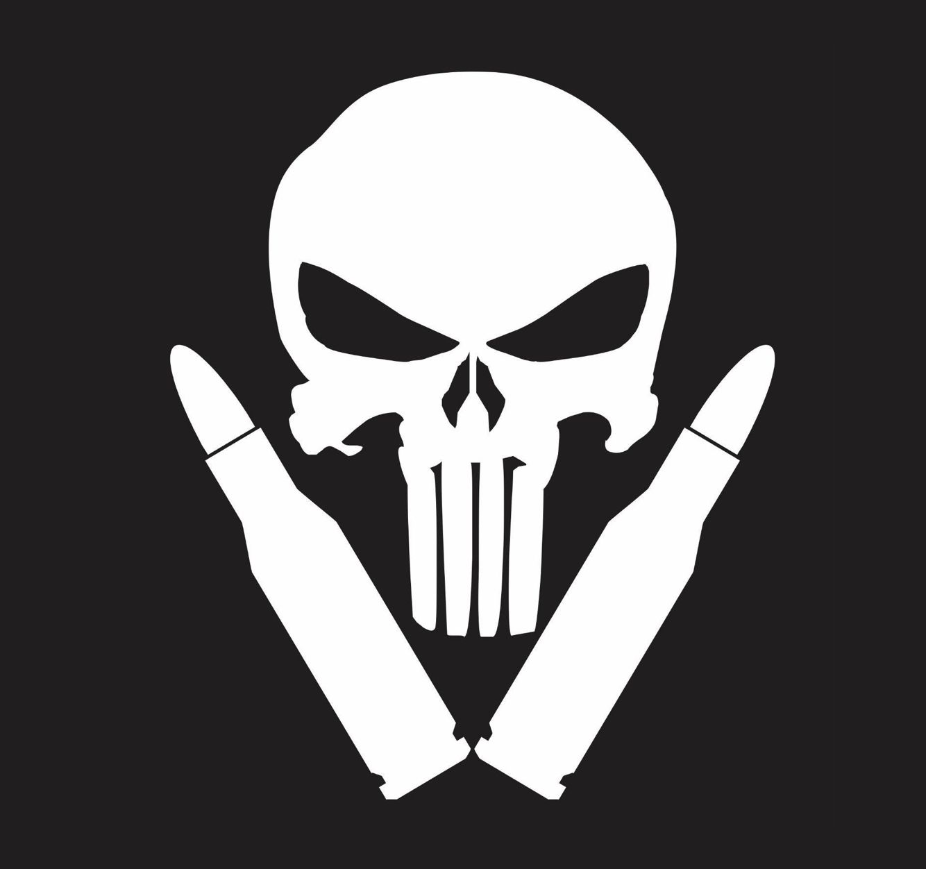 P punisher logo punisher skull decal car stickers macbook stickers sticker ideas