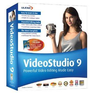 Ulead Video Studio 9 9 serial key or number