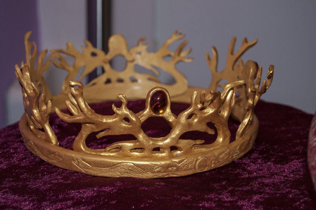 Game Of Thrones: Joffrey's Baratheon Crown by bongongoro