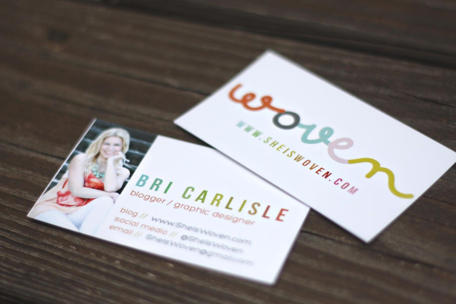 blogger business card - Google Search | Blogger business cards ...