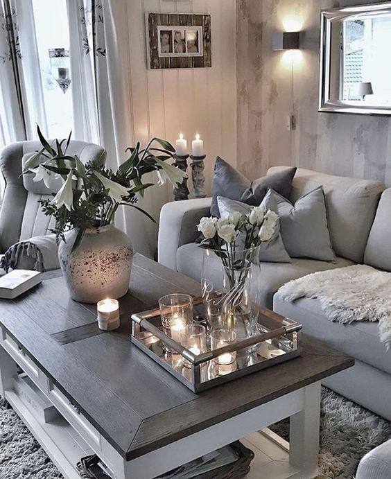 100 gem tliche wohnzimmer ideen f r kleine wohnung for Kleine wohnung dekorieren