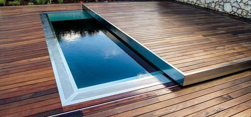 Photo of #builtin #coral #Garden #stainless #stee #steel