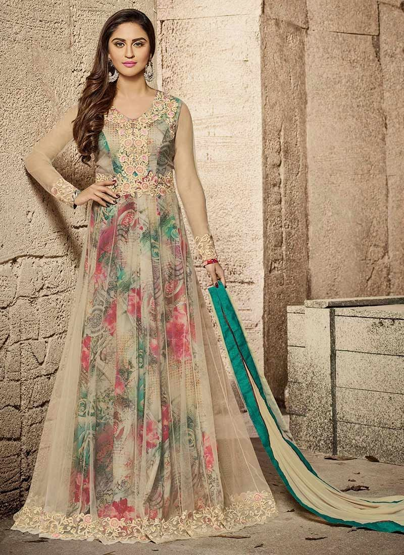 b938dd16590 Buy salwar kameez online from an endless collection of designer salwar  kameez online. Customization and worldwide free shipping. Celebrity net  embroidered ...