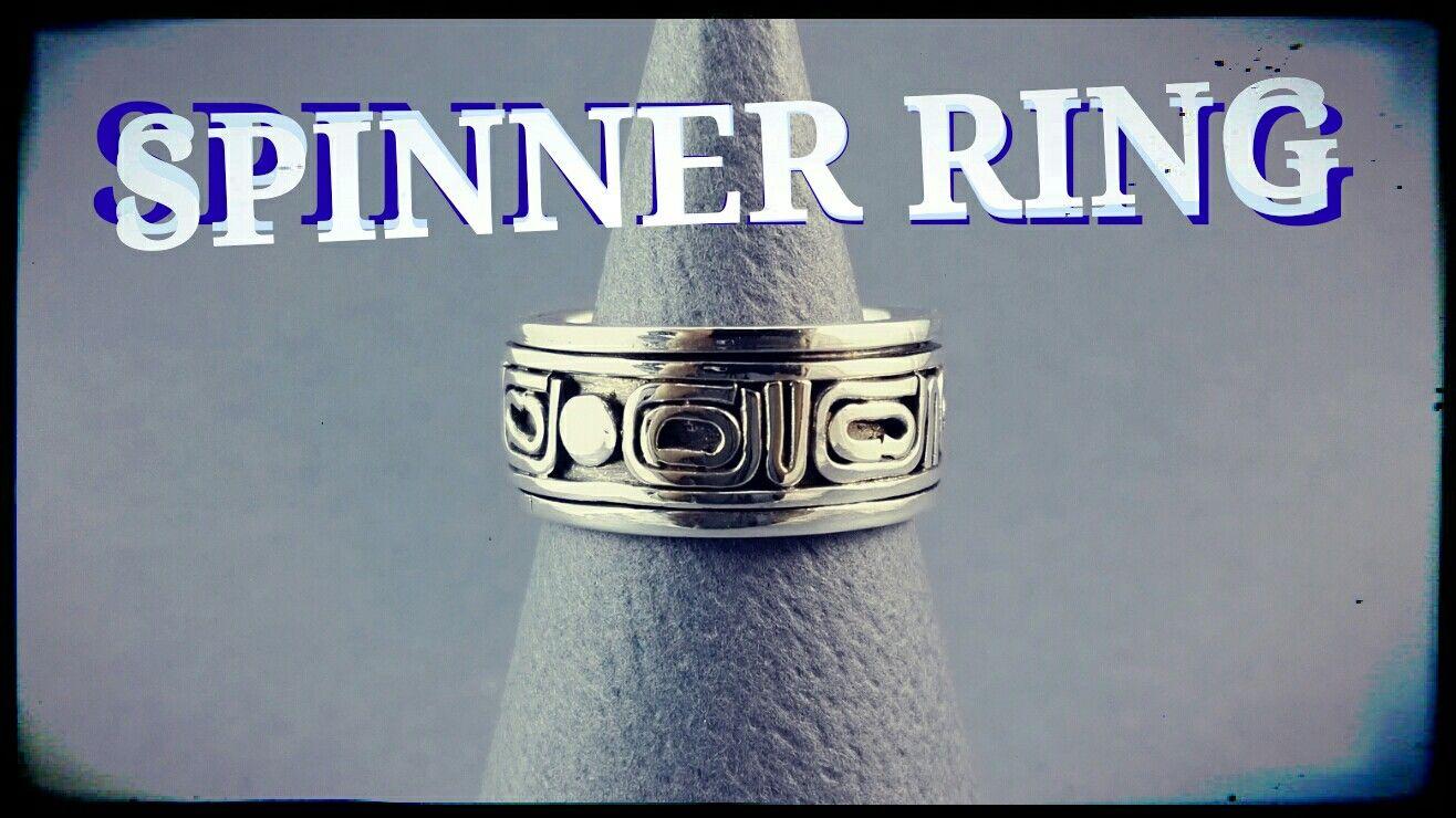 Spinner Ring | DIY | Pinterest