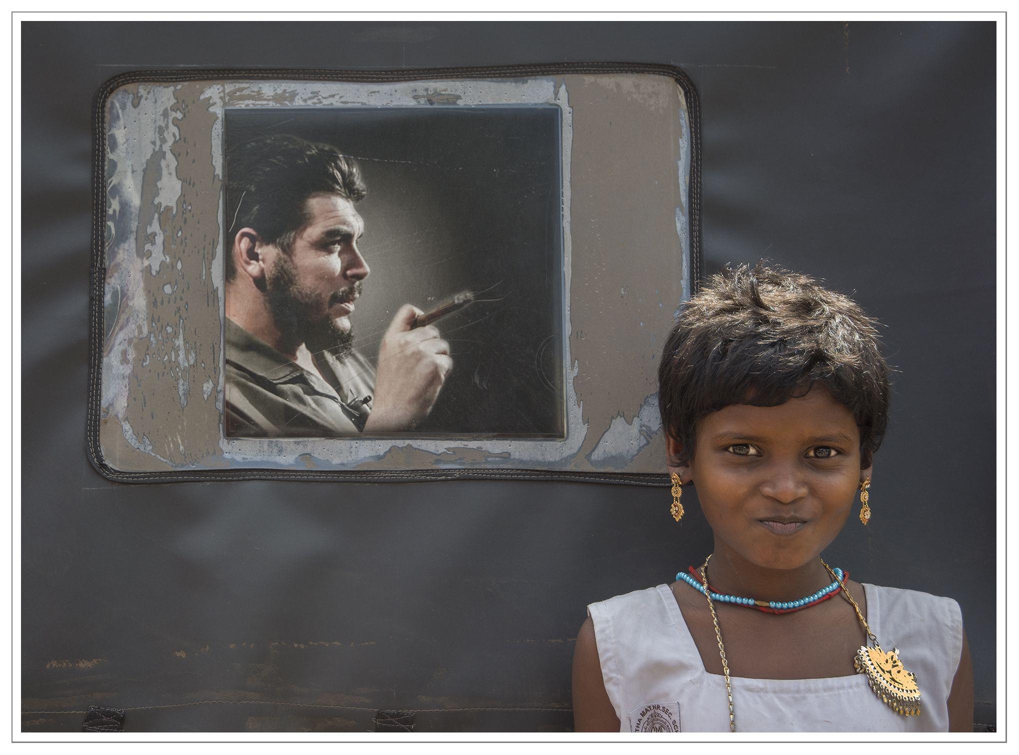 Che and the Girl - Kumbakonam, Tamil Nadu