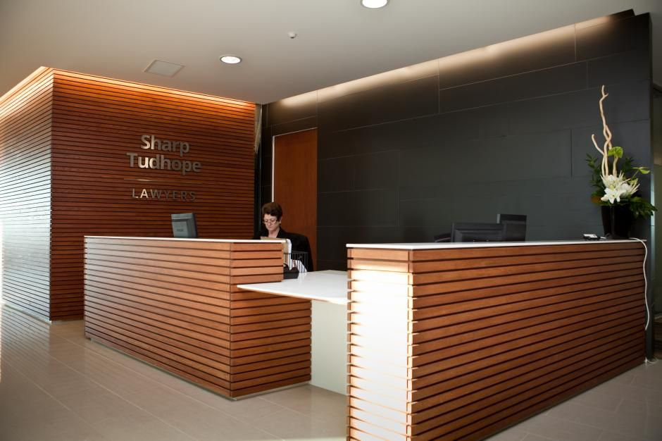 modern corporate reception area - Google Search | Corporate Design ...