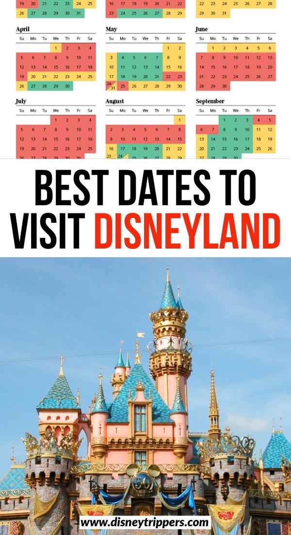 Photo of Beste Termine für einen Besuch in Disneyland, Kalifornien | Disneyland Crowd Calendar: Beste Zeit …