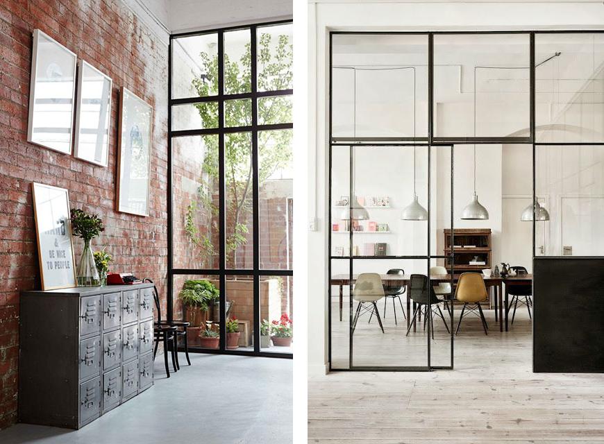 ferronnerie chassis atelier recherche google portes salon pinterest verri re atelier et. Black Bedroom Furniture Sets. Home Design Ideas