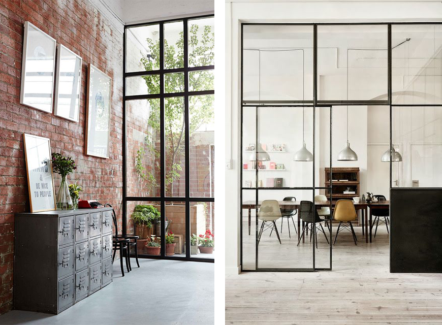 deco style atelier artiste. Black Bedroom Furniture Sets. Home Design Ideas