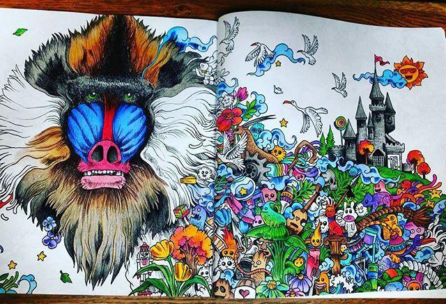 Instagram Post by AJ (Amanda Browning) (@artbyaj1107) | Colorear ...
