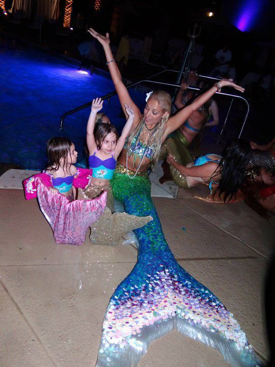 Little Mermaid Erg Mooie 20599