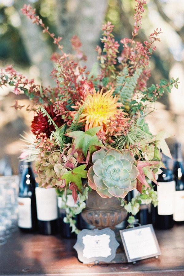 wedding arch hanging florals #weddingarch @weddingchicks ...  |Bohemian Style Flowers