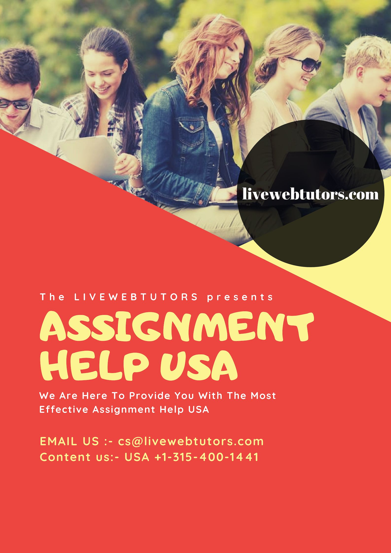 GET ASSIGNMENT HELP IN THE USA TAKE ASSISTANCE FROM THE