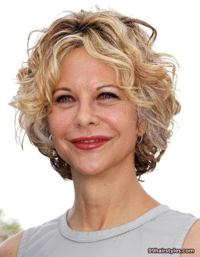 Short Hairstyle For Older Women With Thick Wavy Hair 99 Hairstyles