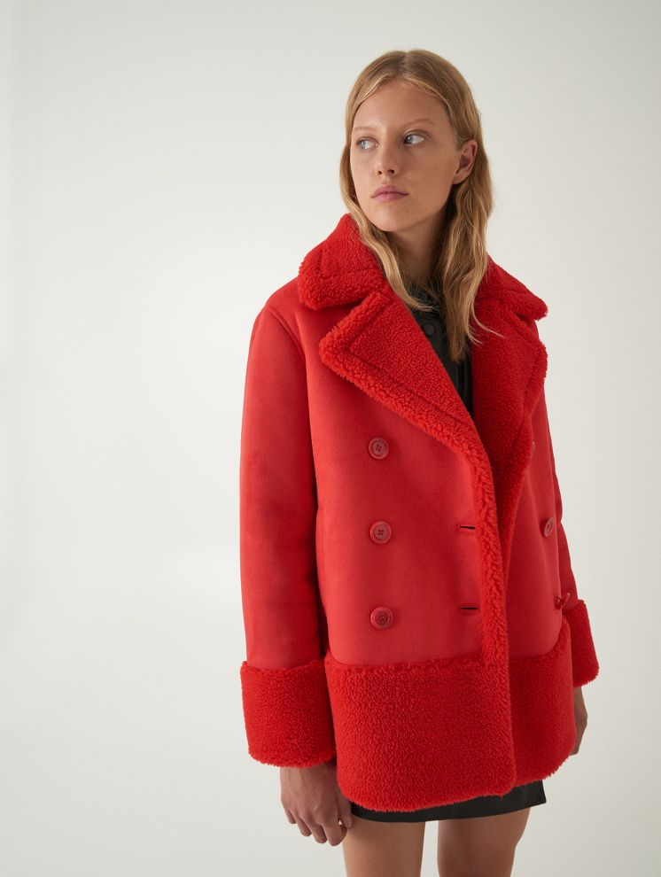 2ddb64019 Johanne Jacket Red