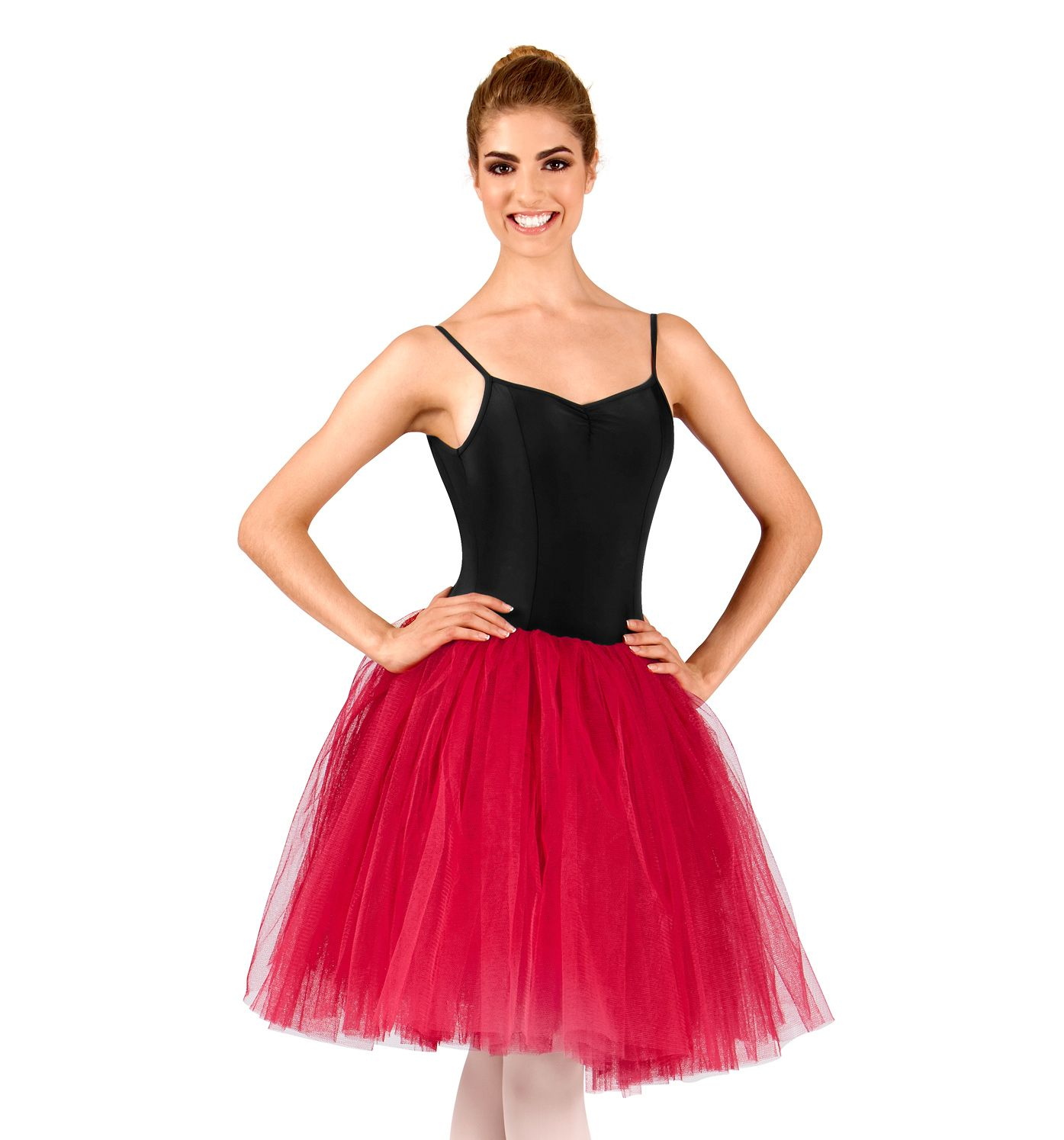 Tonia  Romantic Length Camisole Tutu Dress - Ballet/Lyrical - Tutus u0026 Skirts | DiscountDance.com.    sc 1 st  Pinterest & Adult