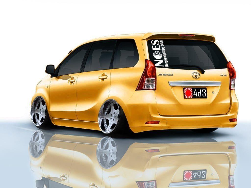 Kumpulan Foto Modifikasi Mobil Avanza Modifikasi Mobil Mobil Konsep Mobil