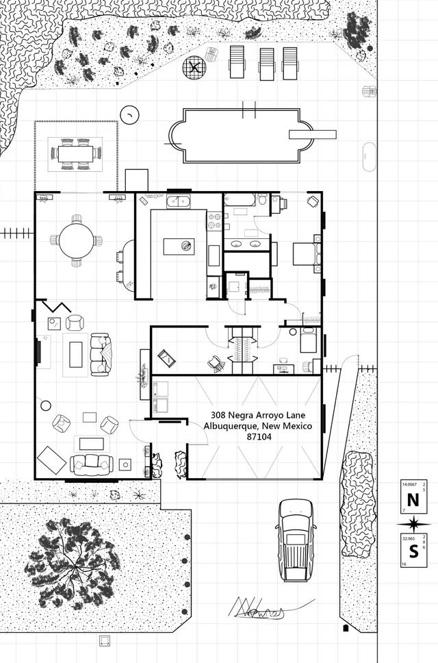 I Drew A Floor Plan Of Walter S House Breakingbad Grundriss Haus Bodenbelag Haus Grundriss