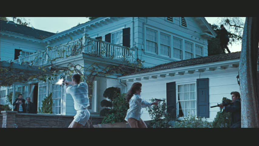 A House to Kill for in the Movie \