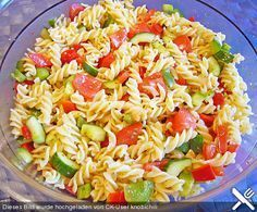 Photo of Light Pasta Salad by jenny1976 | chef
