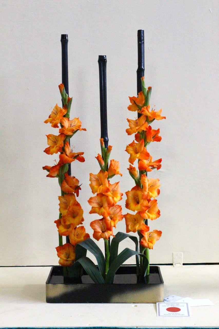 Flower Arrangement Class Palo Alto
