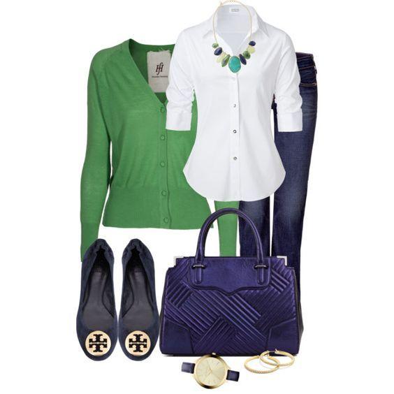 Grune kleider kombinieren