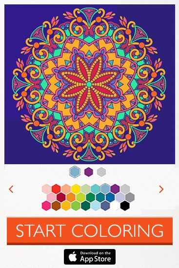 Color 1000 Images For Free Create Images From Your Drawings Draw Mandalas And Share Your Art Coloring Books Art Pens Mandala Coloring