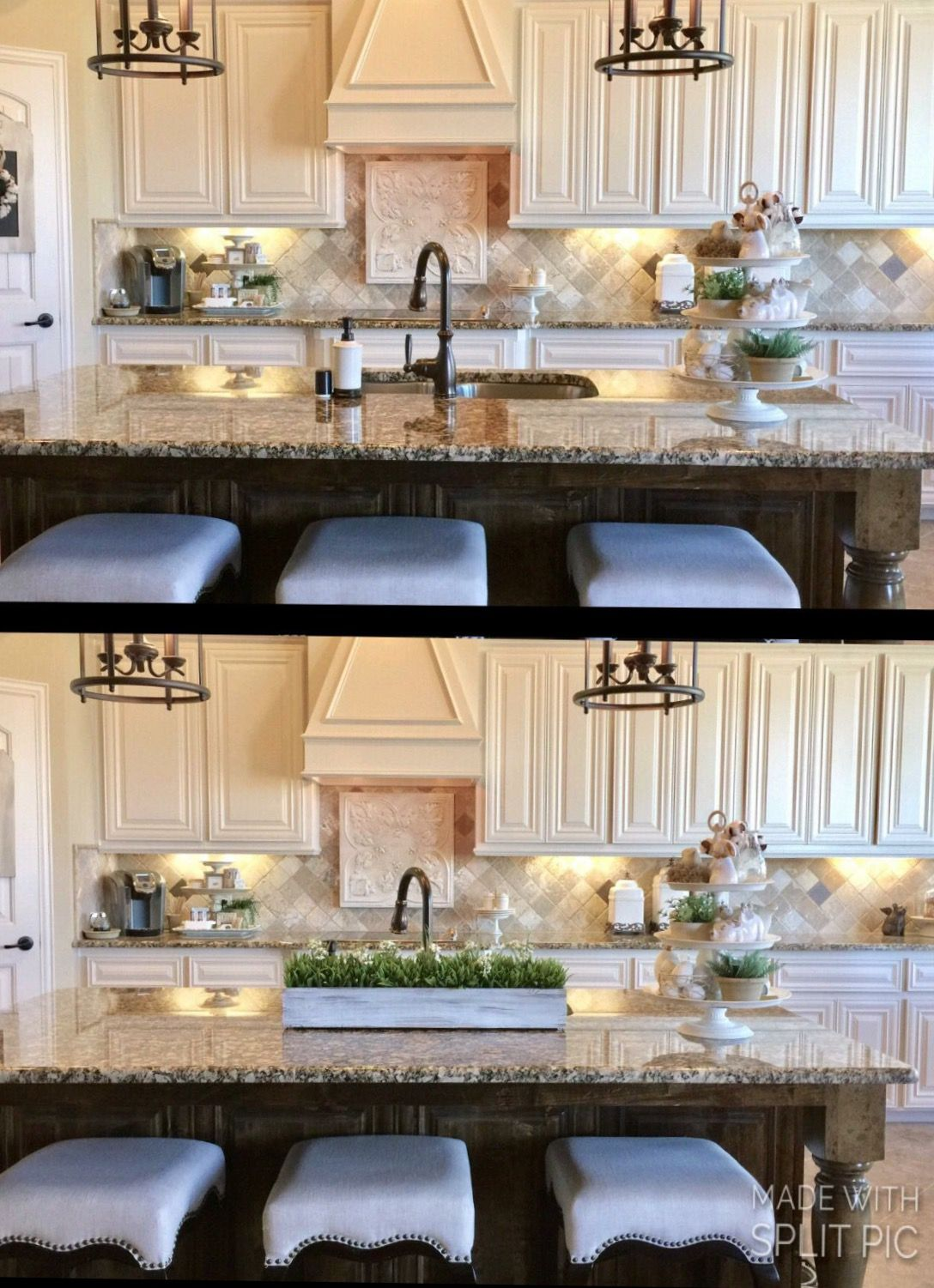 hide your island sink kitchen styling on kitchen island ideas with sink id=36108
