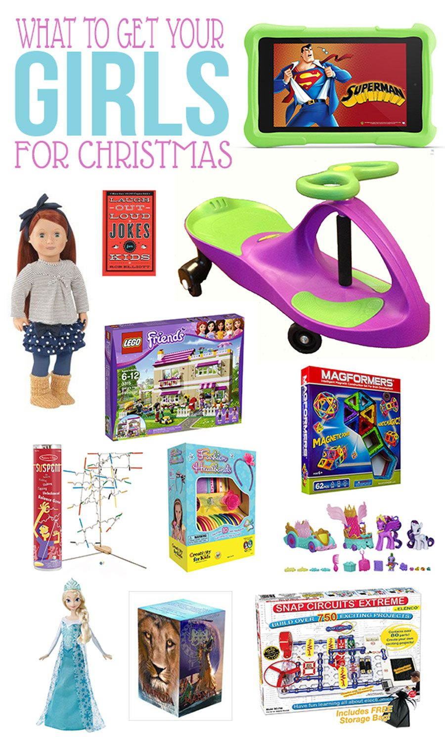 what to get girls for christmas - What To Get A Girl For Christmas