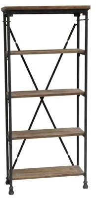 Industria Bookcase At Michael Alan Furniture