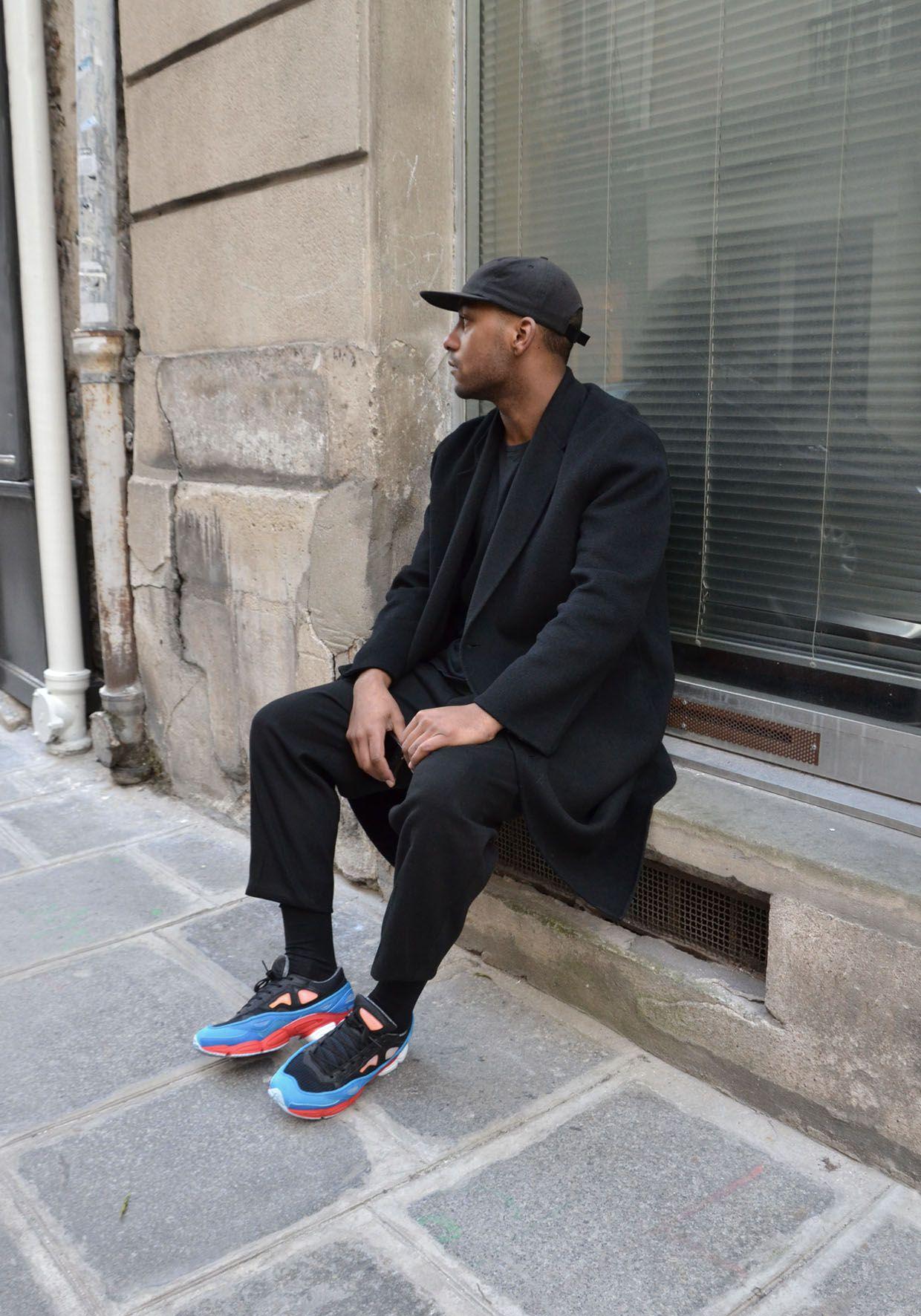 LES FRERES JOACHIM Adidas x Raf Simons Ozweego