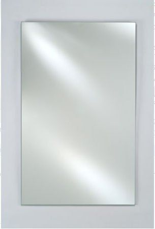 Afina Corporation Sd1626rbsxped 16 In X 26 In Single Door Basix Plus Medicine Cabinet Polished Edge By Afina Corporation Mirror Wall Mirror Large Wall Mirror