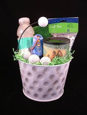 Ideas On How To Make Homemade Golf Gifts Ehow Com Golf Birthday Gifts Golf Gifts For Men Unique Golf Gift
