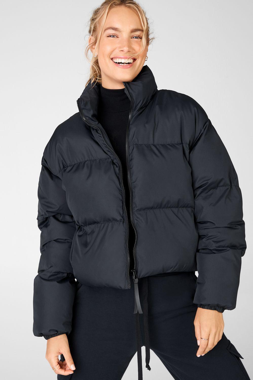 Ultra High Waisted Seamless Sprint Short 9 Puffer Jackets Jackets Puffer Jacket Women [ 1498 x 998 Pixel ]