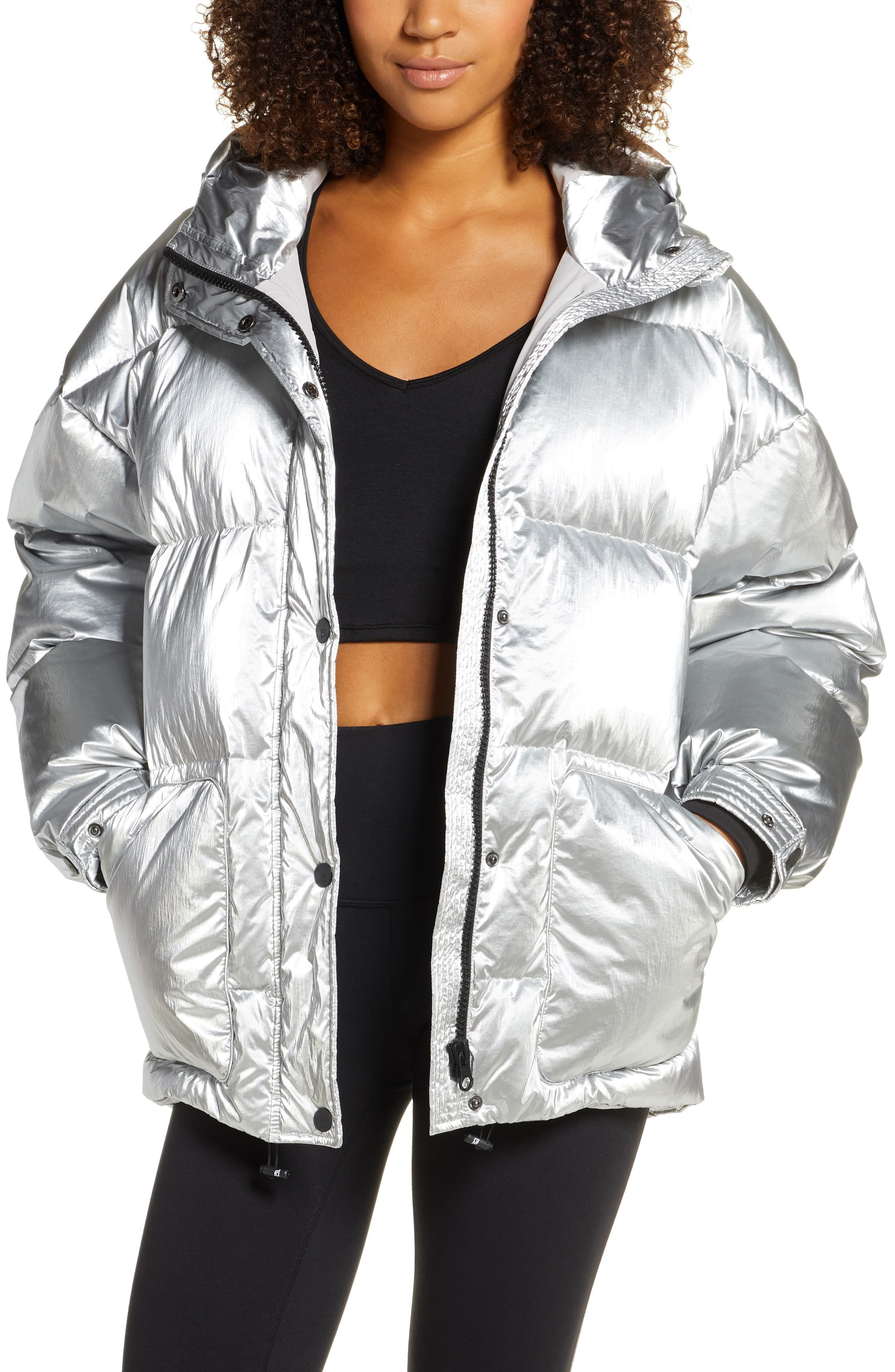 Blanc Noir Cortina Down Puffer Jacket Puffer Jackets Activewear Jackets Striped Jacket [ 4048 x 2640 Pixel ]