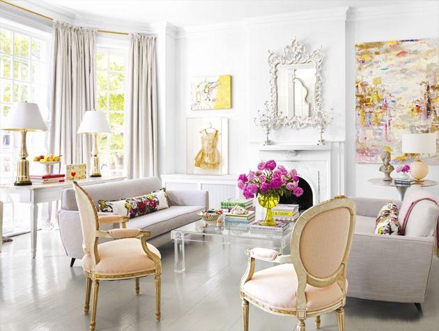 Ten Stunning Living Rooms By Top Interior Designers