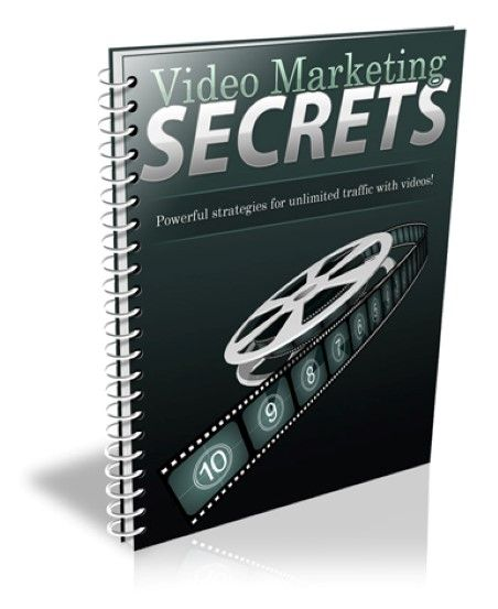 Video Marketing Secrets - http://ebookgoldmine.net/video-marketing-secrets/