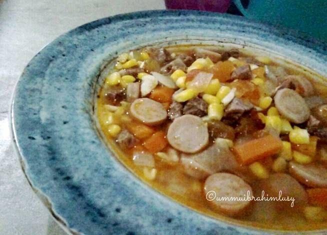 Resep Sup Tomat Oleh Lusy Siswati Resep Sup Tomat Resep Sup Makanan