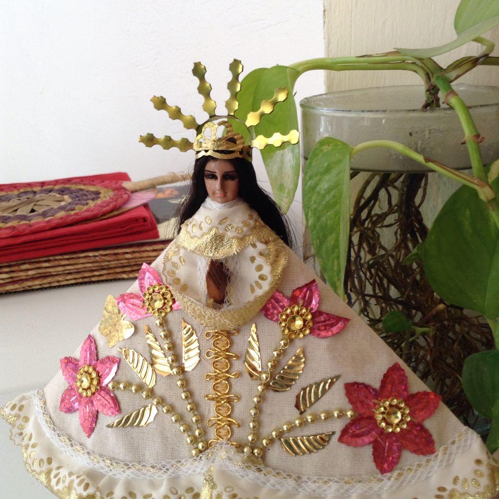 Mi reina amada, mi virgen de Juquila ☺️