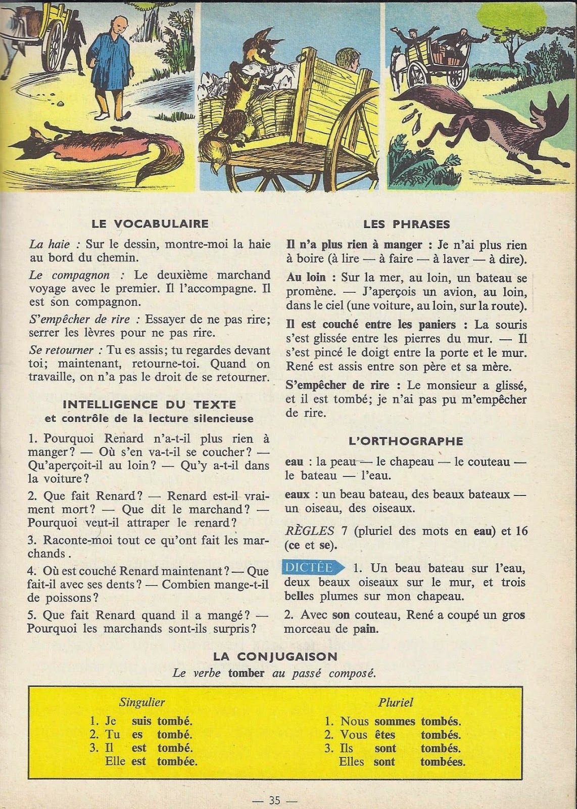 Manuels Anciens Tranchart Levert Rognoni Bien Lire Et Comprendre Cours Elementaire 1963 Grandes Enfants Francais Exercice Francais Ce1 Livre De Lecture