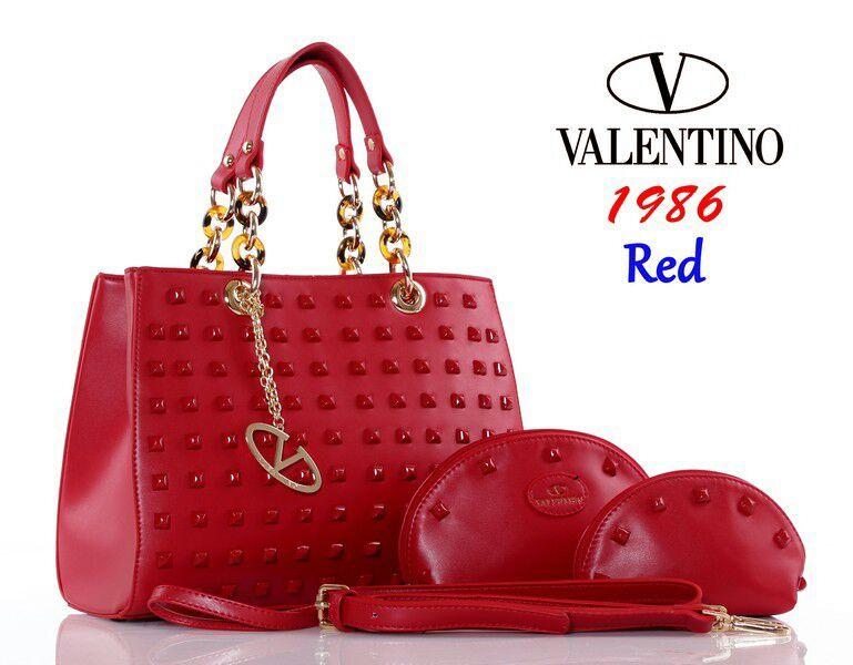 Fashion Branding · Models · Pattern · Mockup · Tas Valentino Garavani  Terbaru 505394cb15