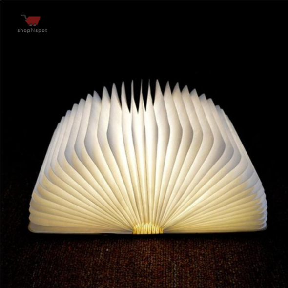 Book Lamp Book Lamp Book Lights Wooden Books