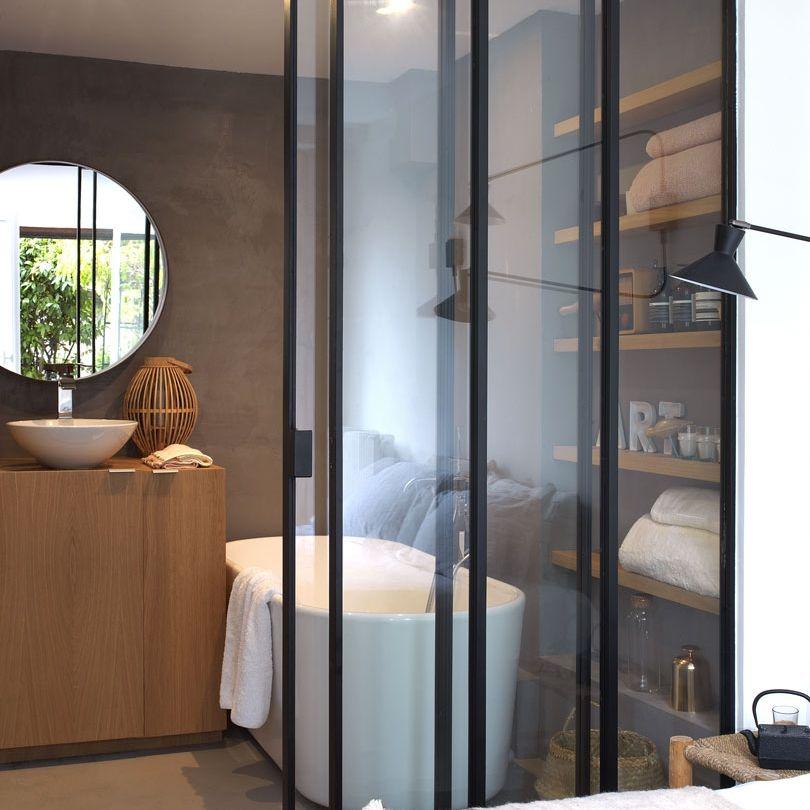 50+ Salle de bain verriere trends