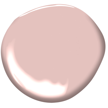 Georgia Pink 2092-60 | Benjamin Moore | paints | Pinterest ...
