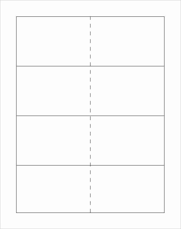 Note Card Template Free in 2020 (With images) | Free ...