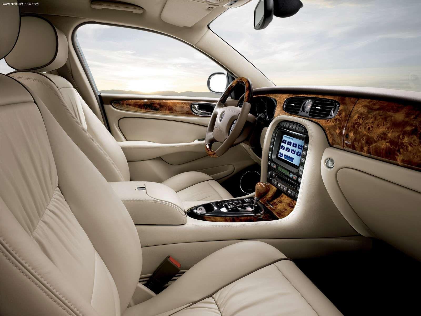 Classy Interior Of The Jaguar Xj Sweet Rides Pinterest