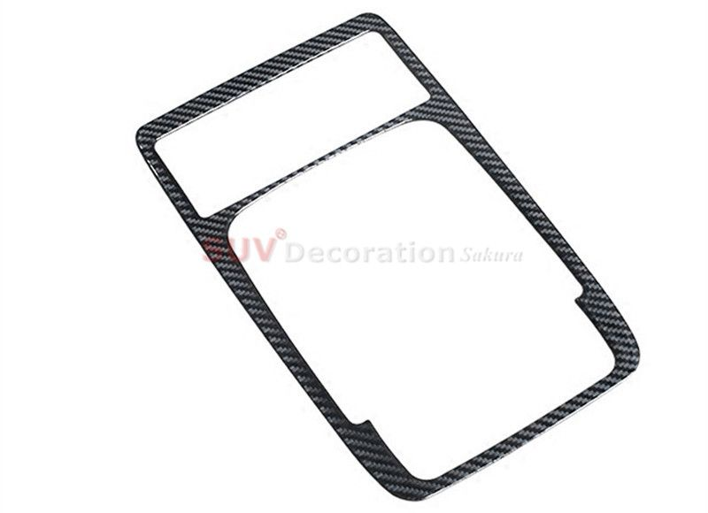 For Audi A4 B8/ Q5 8R 2008-2015 True Carbon Front Reading