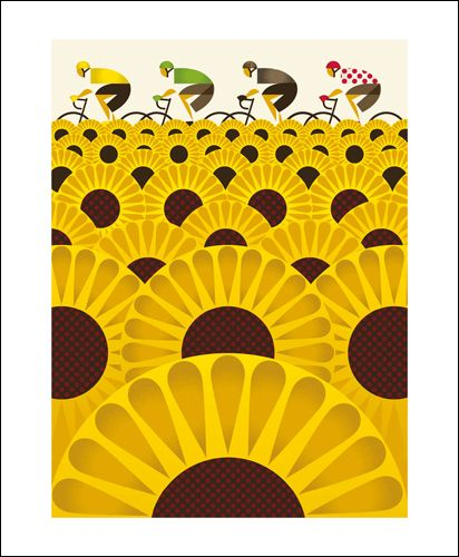 'Les Tournesols' by Eleanor Grosch (A503)