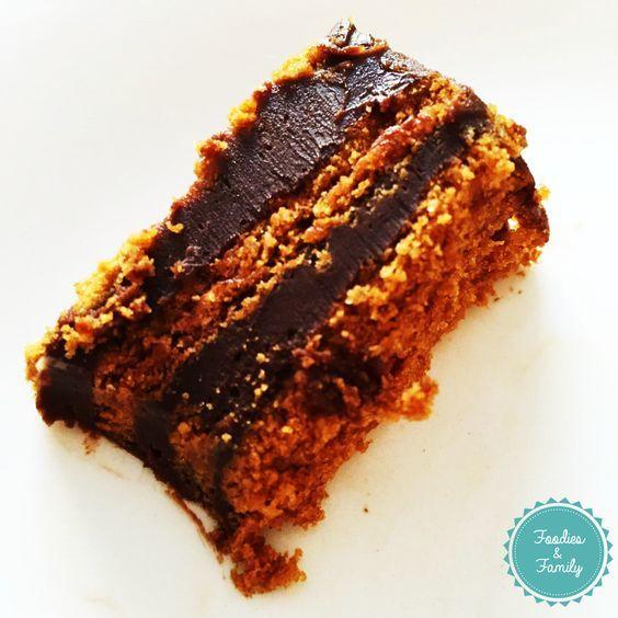 Gâteau chocolat speculoos  trop bon, trop facile, sans cuisson